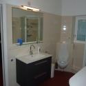 Badkamer Vakantiehuis LoonVoorst